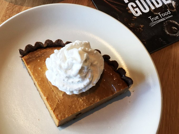 Try this tasty Squash Pie for your Thanksgiving dessert: