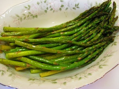 Betty\'s Roasted Asparagus - ://