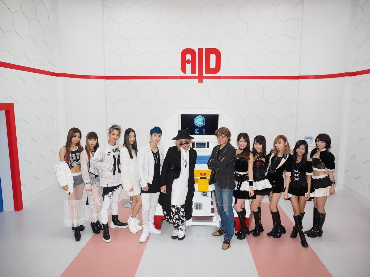 映画『#仮面ライダー #平成ジェネレーションズ』楽曲決定!主題歌『hikari』はlol -エルオーエル-、劇中歌『B.A.T.T.L.E G.A.M.E』ではRIDER CHIPSと仮面ライダーGIRLSがコラボ!映画館で聴くゼーーィド! #エグゼイド @lol_avex