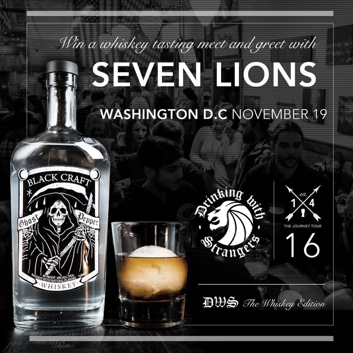 Seven Lions on Twitter Your invitation to a special Sipping With