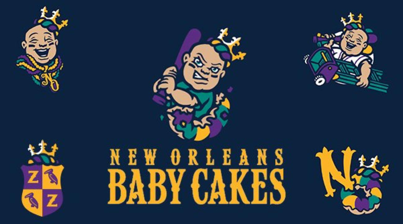Thumbnail for Babycakes? Seriously? New Orleans, the country reacts to Zephyrs' new name