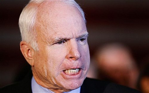 McCain to Trump: Don't You Dare Make Peace with Russia! https://t.co/yhWouUIqfA #tlot #ronpaul https://t.co/KOFAVMRNBP