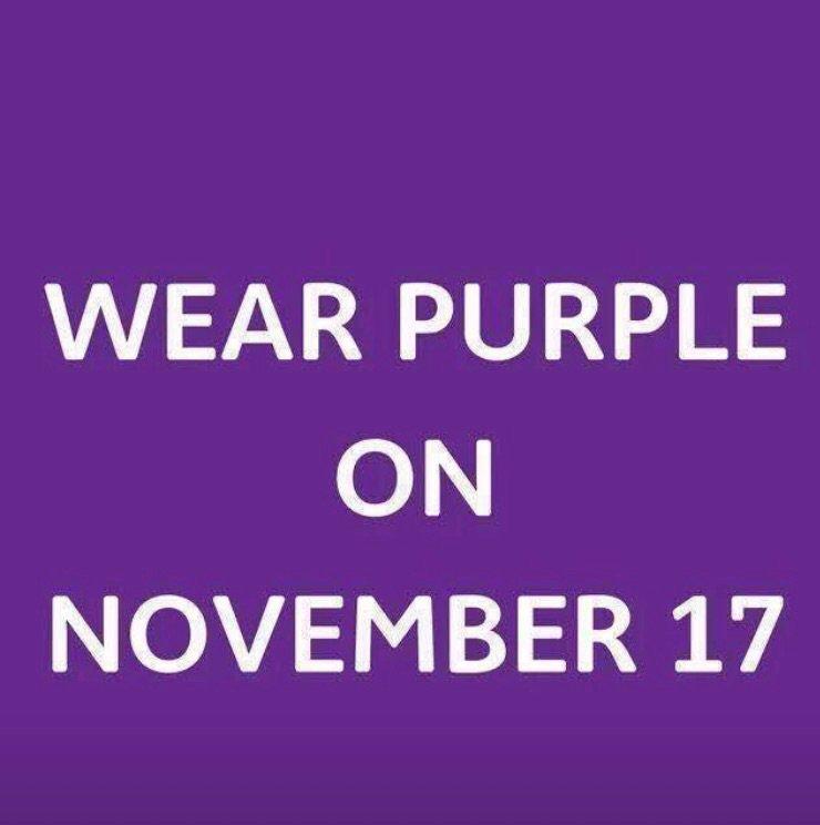 november is #pancreaticcancer awareness month! https://t.co/BzJaqKX5A4