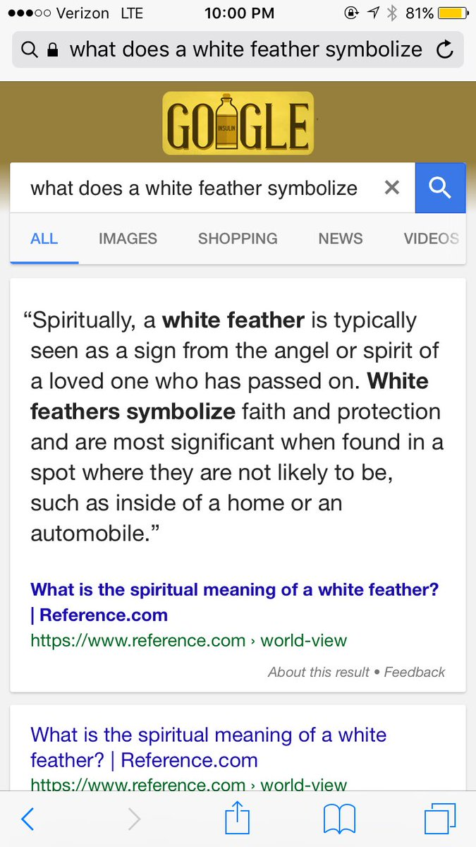 Carly Jane On Twitter So Yesterday We Noticed A White Feather On