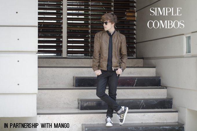 En un nuevo ootd post les doy tips para mejorar su estilo con combos simples: mango