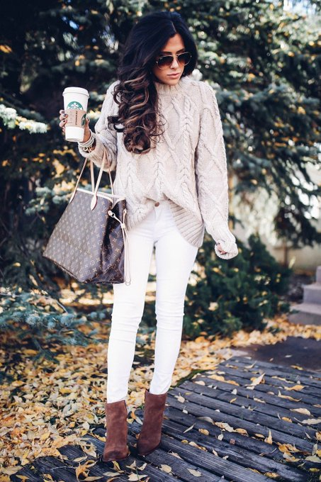 My Favorite Fall via The Sweetest Thing EmilyAnnGemma ootd
