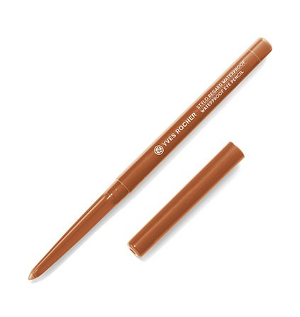Yves Rocher Waterproof Eye Pencil - Copper cosmetics eyeliner
