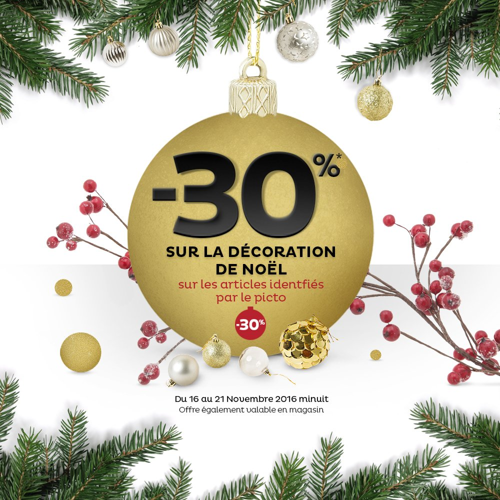 Magasin Tati Deco Noel Moments De Noel Agreables 2019