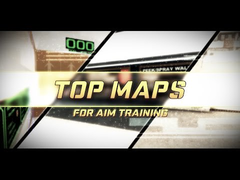 Карты для тренировки аима