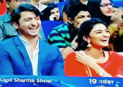 ShaRica's Laughter- Kapil Sharma Show (Pic & HD Video Updated)
