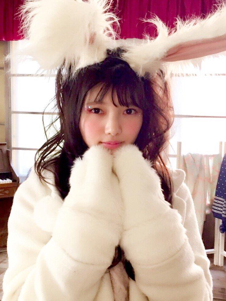 本日11月16日(水)発売「KERA」1月号に上村莉菜、小池美波、志田愛佳の撮り下ろし写真が掲載されています。 うさ、くま、にゃんです☆ 是非チェックしてみてください! #欅坂46
