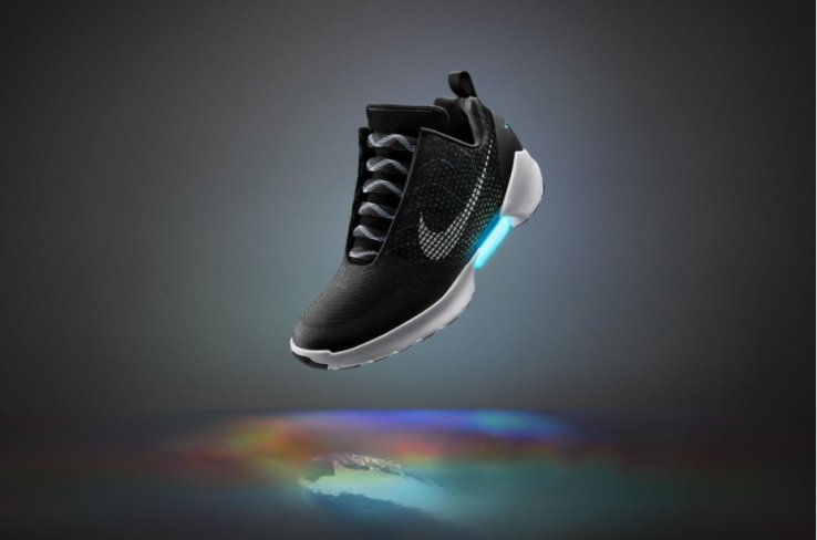 Nike's self-lacing shoes are coming soon, priced at $720