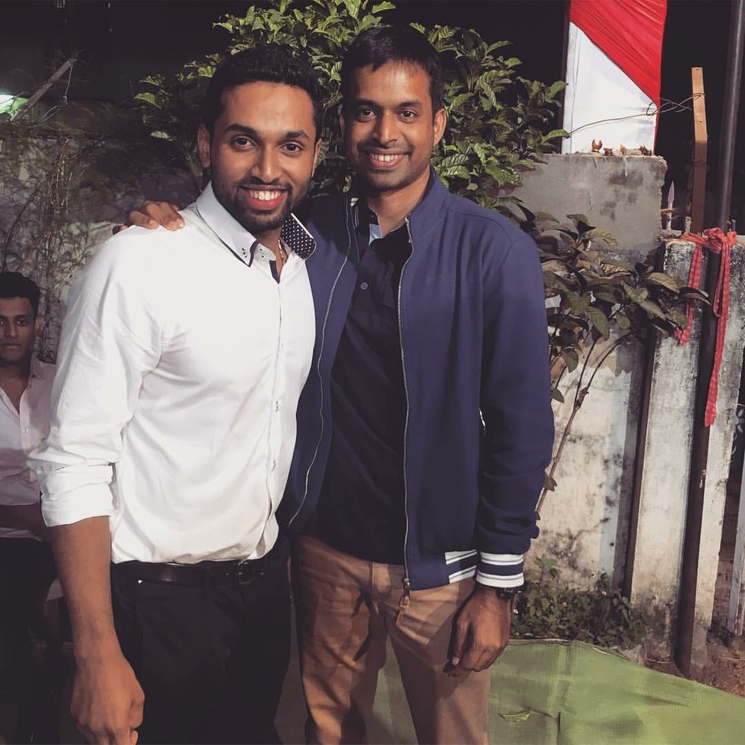 "PRANNOY HS on Twitter ""Wishing Gopi sir a very happy birthday"
