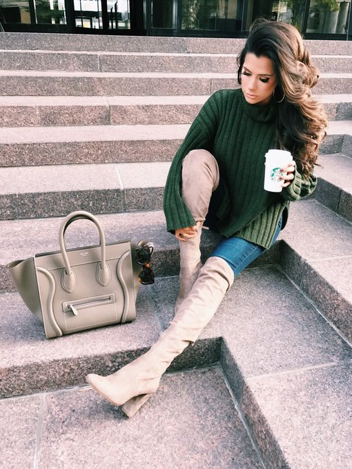 All About My Hair via The Sweetest Thing EmilyAnnGemma ootd