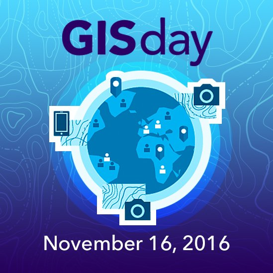Happy #GISDay!