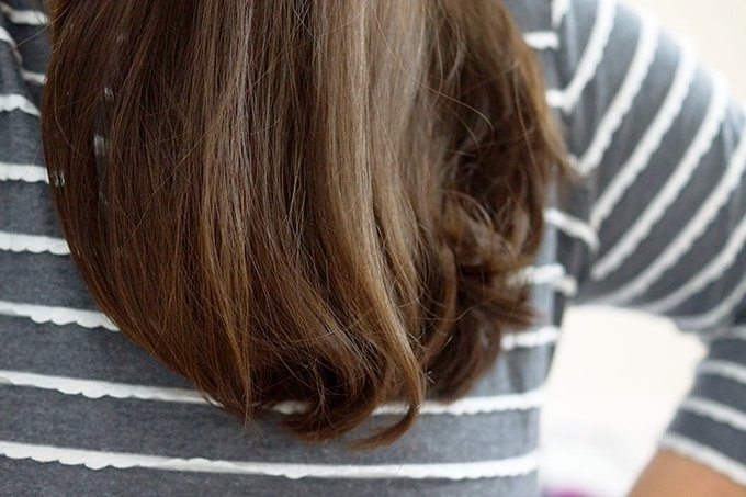 {NEW POST} Your best hair ever - from a bottle? bbloggers lbloggers FemaleBloggerRT