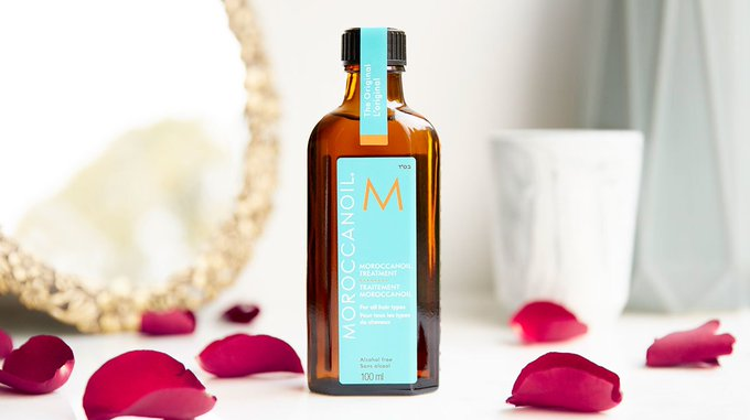 Iconic Innovation: Moroccanoil Treatmentbeautyadvice beautytips haircare