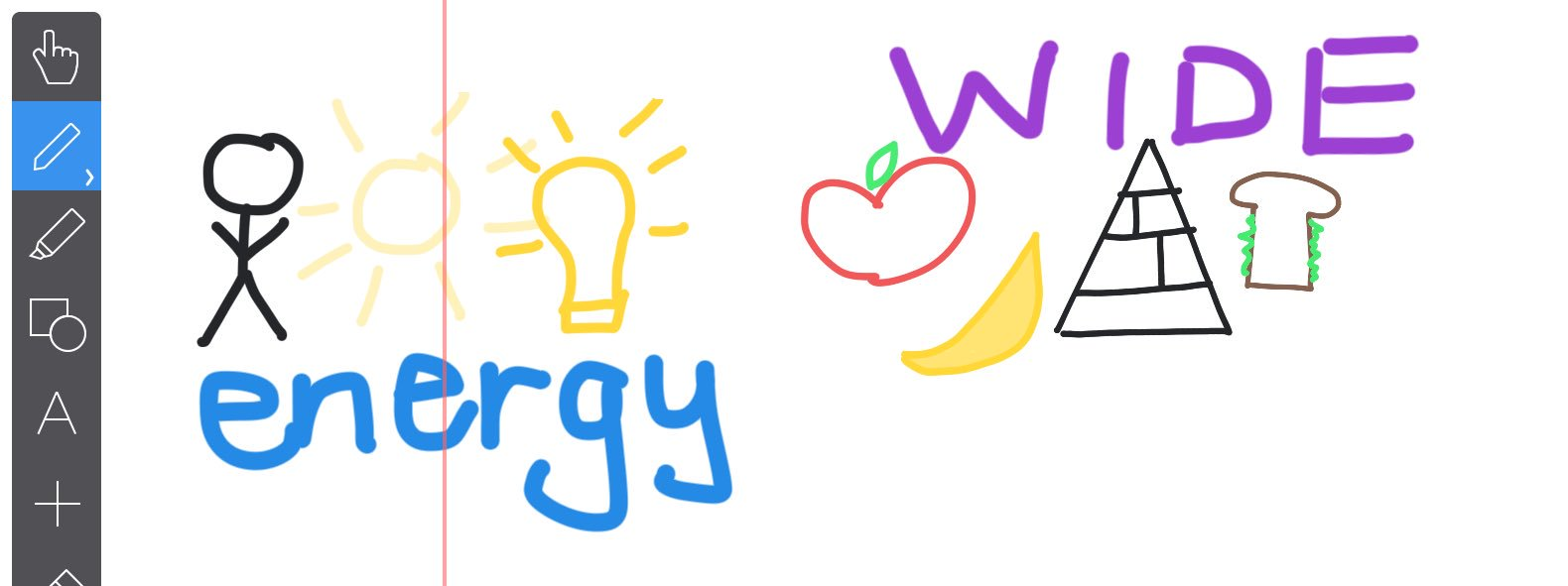 Created my 1st digital sketchnote w/ the help of @MrsBloom06. I always use paper 🗒 & pencil ✏️ but I tried something new. #dg58learns https://t.co/bDekP5Muur