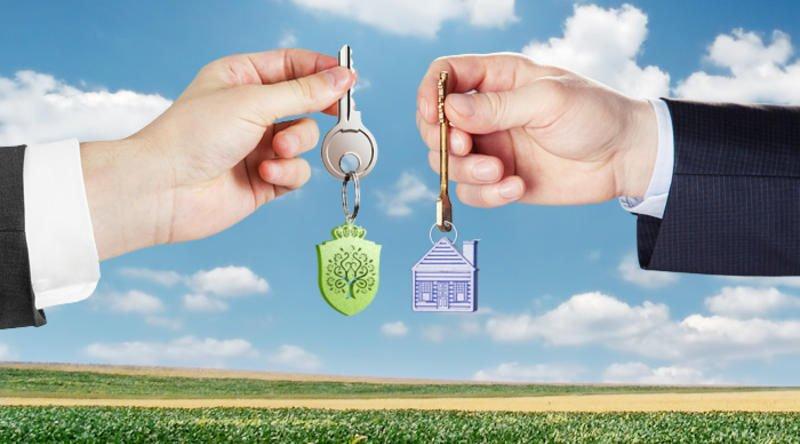 День прикольные, картинки по обмену недвижимости