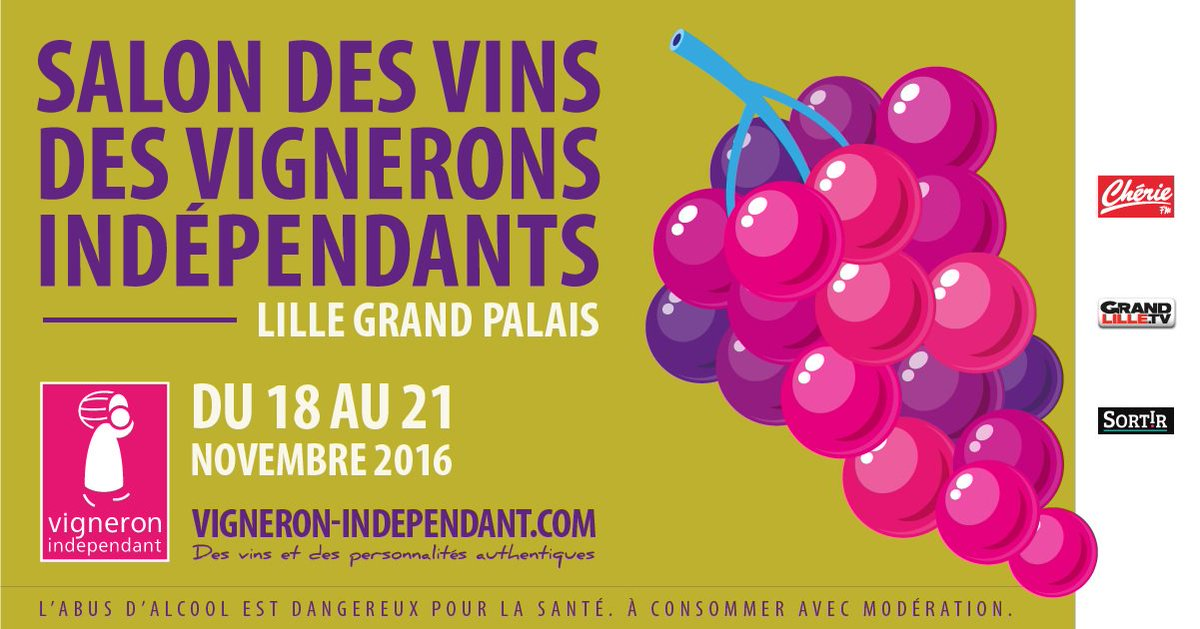 Corinne laurent corinnelaurent twitter - Salon des vignerons independants lille ...
