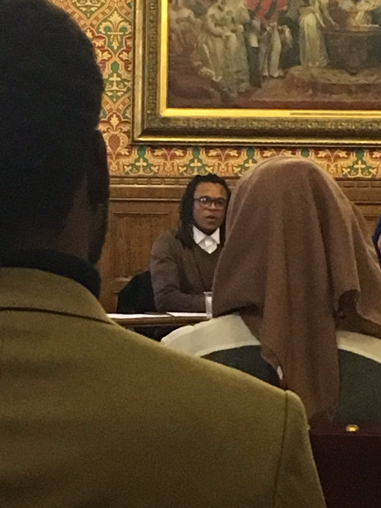 Sharing #HultUndergrad good practices at @GEWUK workshop on #entrepreneurship hosted @ #HouseOfLords feat. football legend Edgar Davids ✌🏻️ https://t.co/sc8kMu50LC