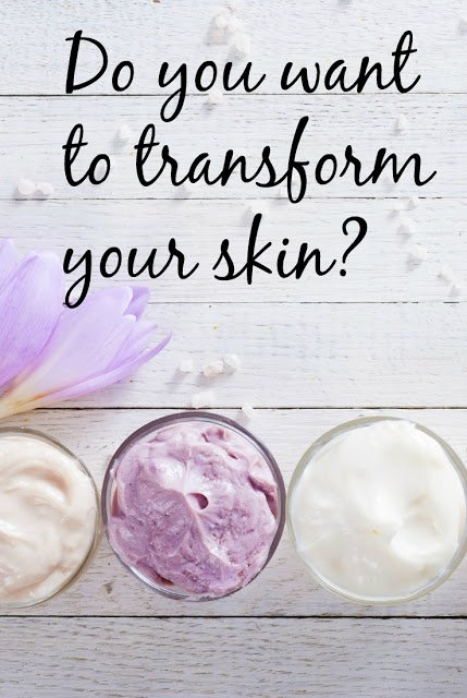 Do you want to transform your skin? bbloggers