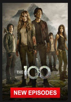 The wait is over. Time to start binging.   #THE100SEASON3 on @Netflix Now!  #The100 https://t.co/Rv8OhKqwLb