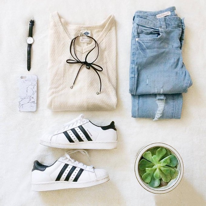 Perfect! ootd girly fashion