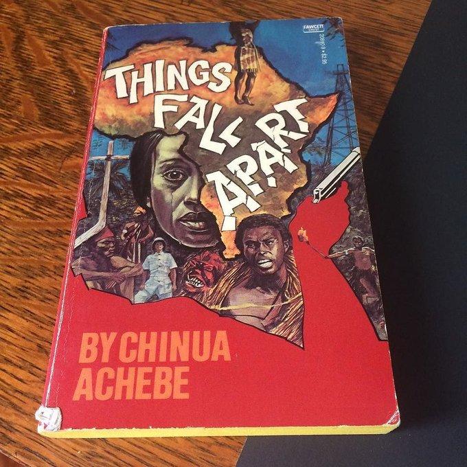 All Things Fall Apart Chinua Achebe: Chinua Achebe's Birthday Celebration