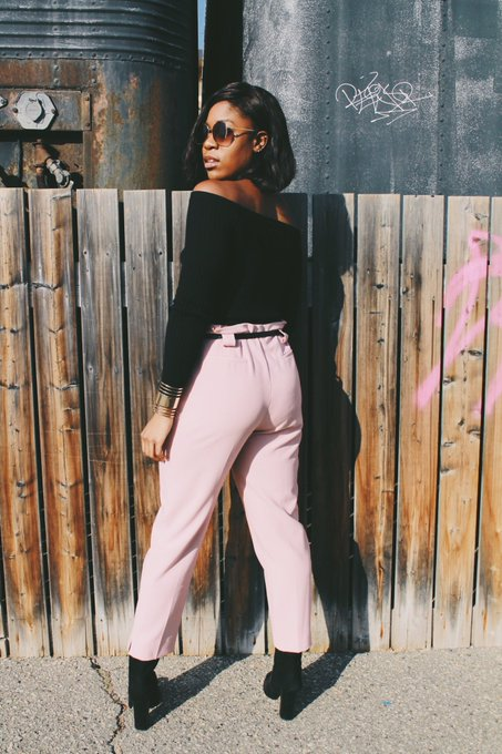ootd - Think Pink check it out
