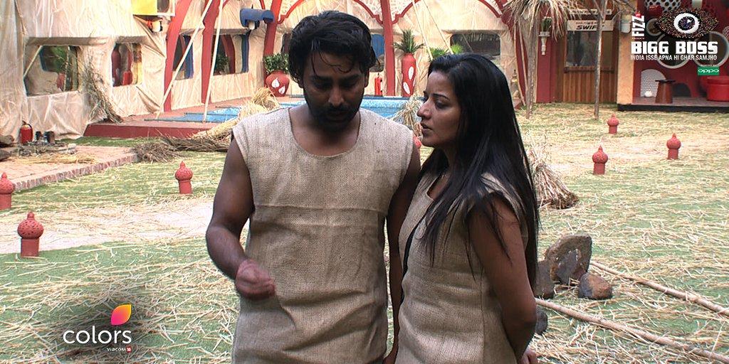 बिग बॉस एपिसोड रिव्यू : स्वामी ओम ने मोनालिसा के चरित्र पर उठाये सवाल , घर में हुआ झगड़ा !