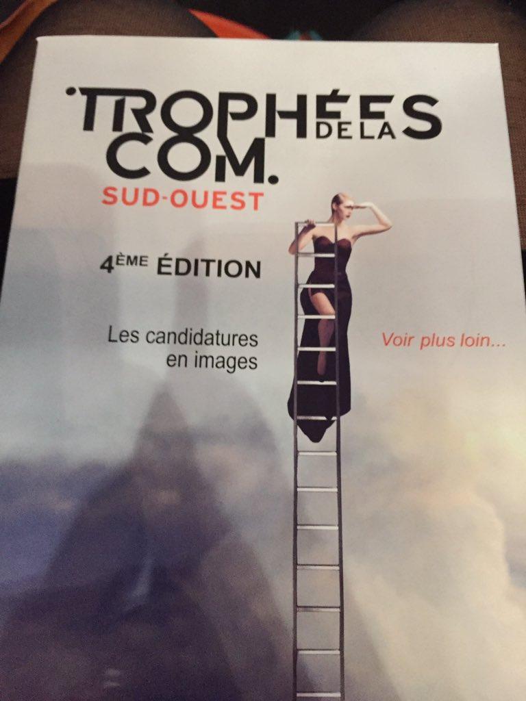 C'est maintenant ! #tropheescom https://t.co/UIuZzduwvL