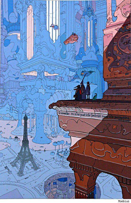 Moebius : Alternative Paris https://t.co/ZytQzlUzX7  |  @cinnamon_carter @Oniropolis @CamilleStein RT @mathiasmattos https://t.co/kOB1LpkMQW