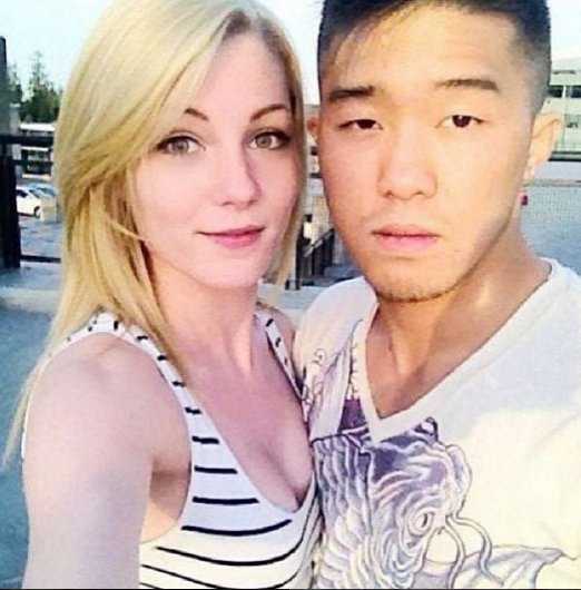 Interracial Asian Men White Women Amwf Vs White Men White -1453