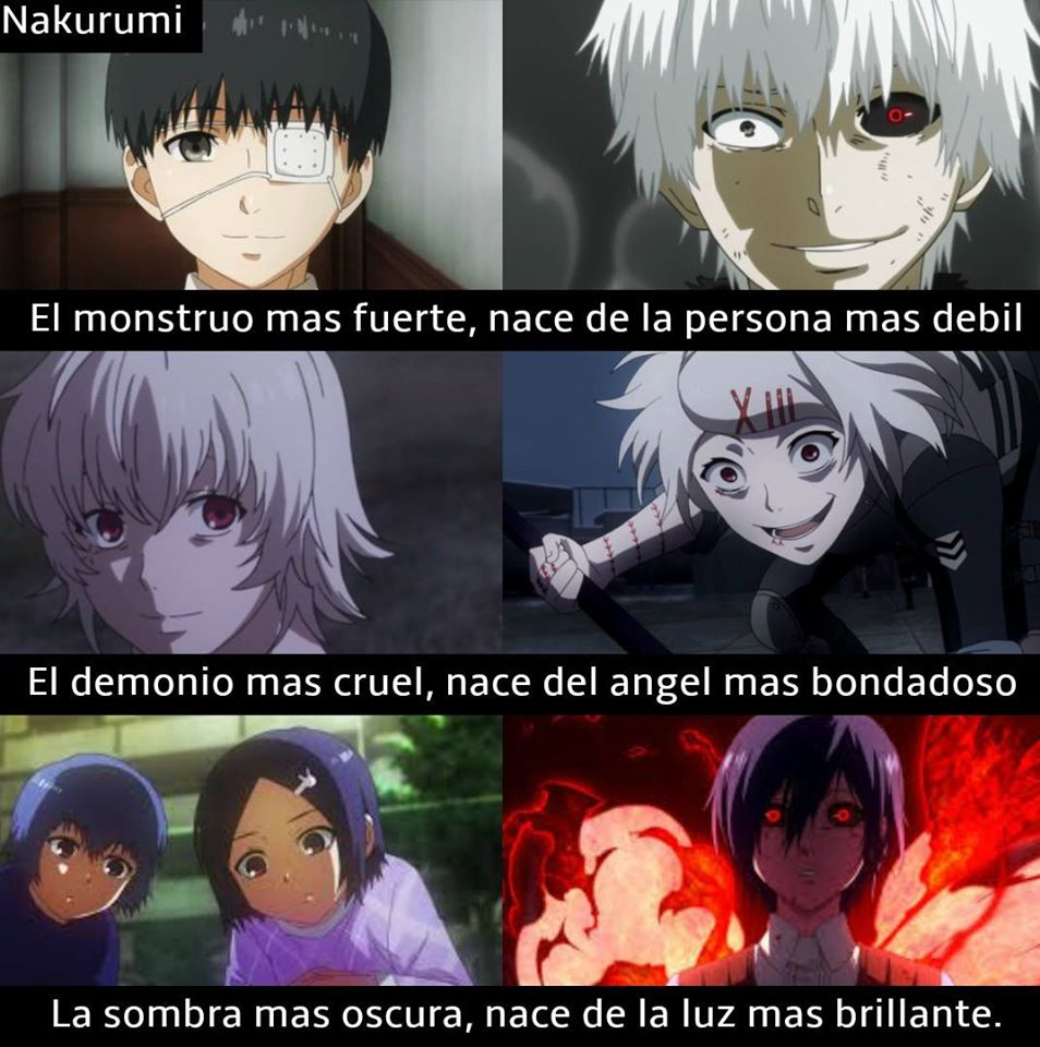 Touka グール On Twitter Frases Tokyoghoul