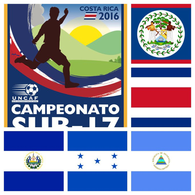 COPA MUNDO INDIA 2017: Eliminatorias UNCAF 2016. CxaTkaLVIAAu0MU