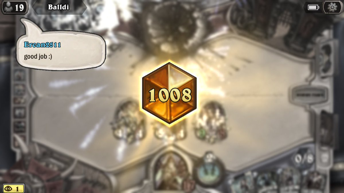 Wow. I never played that much Rogue be4 but it worked well for me. Overall i had about 75% winrate 🙂