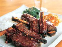 : Grilled Korean Short Ribs ://