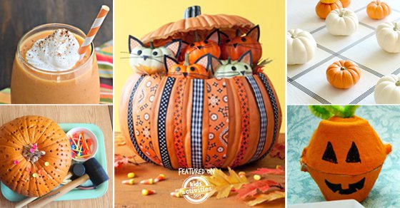 30 {Fantastic} Kids Pumpkin Activities to do this Fall arts crafts toddler nyc