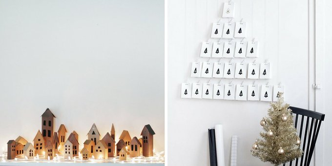 5 Fabulous DIY Advent Calendars