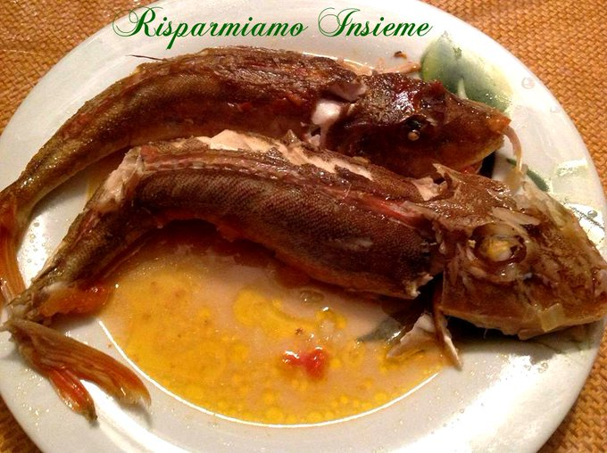 ricette brodo di gallinelle fish soup brodedepescado tutorial