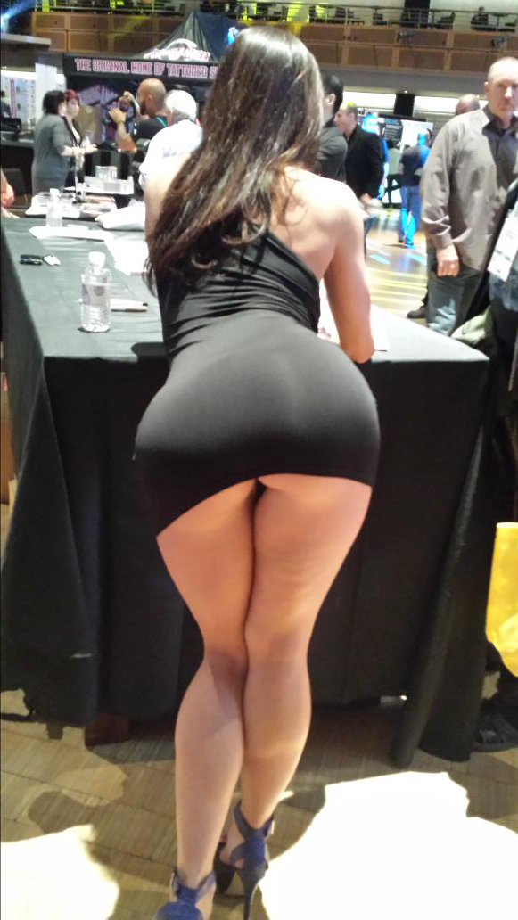 Short tight dress
