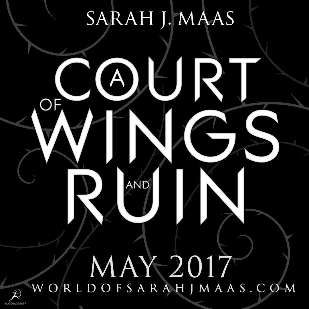 Resultado de imagem para A Court of Wings and Ruin