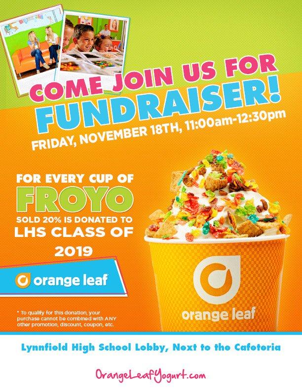 orange leaf coupon 2019