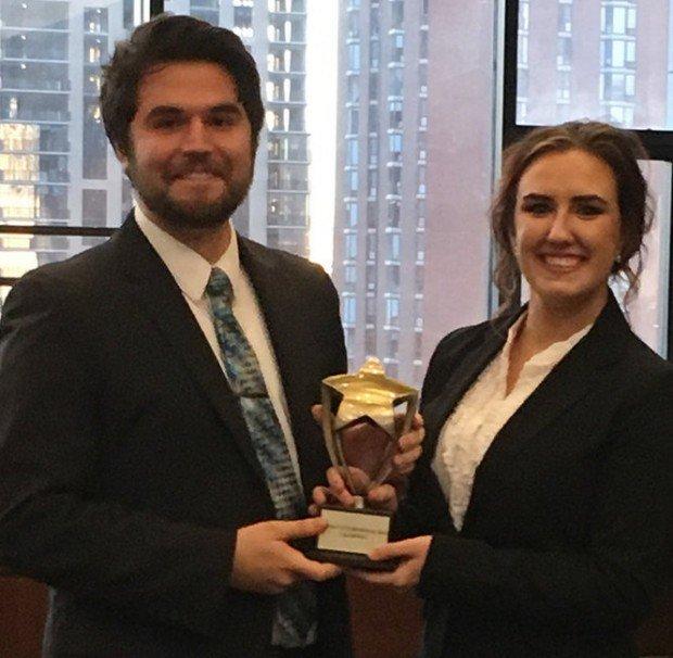 SVSU moot court team wins regional tournament at Loyola Chicago https://t.co/aKDo6EqnQq https://t.co/yokJMB2VbQ