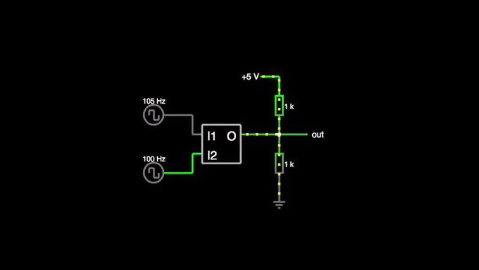 This circuit simulator in your browser looks interesting . electronics diy
