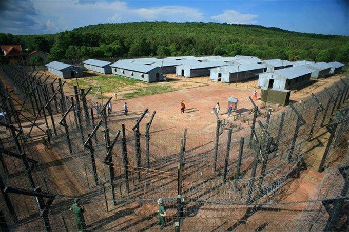 Penjara 'Phu Quoc' Vietnam