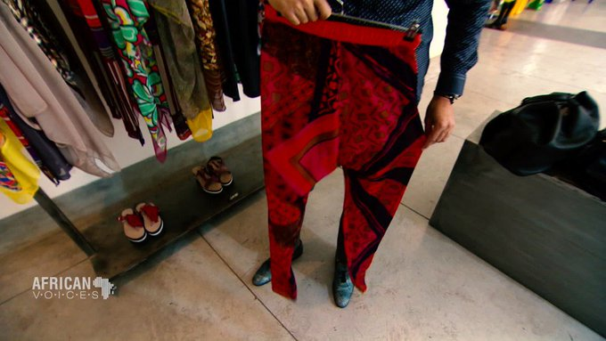 CNN African Voices: Real Fashion Trailer fashion , style , OOTD