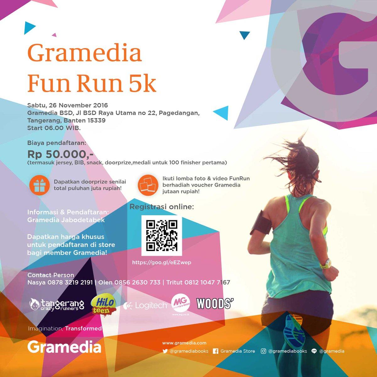 Gramedia Fun Run