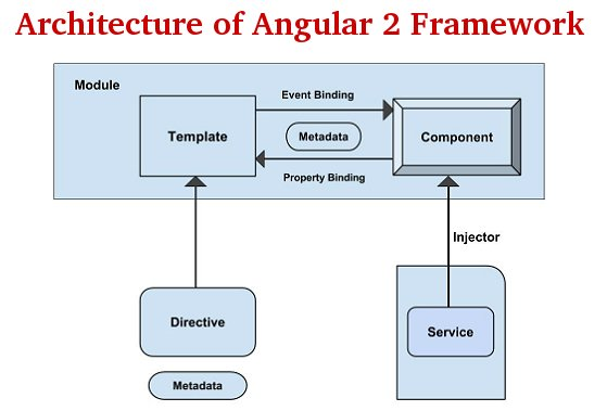 The Architecture of an Angular 2 Application